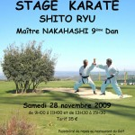 STAGE AVEC IDETOSHI NAKAHASHI 9me dan