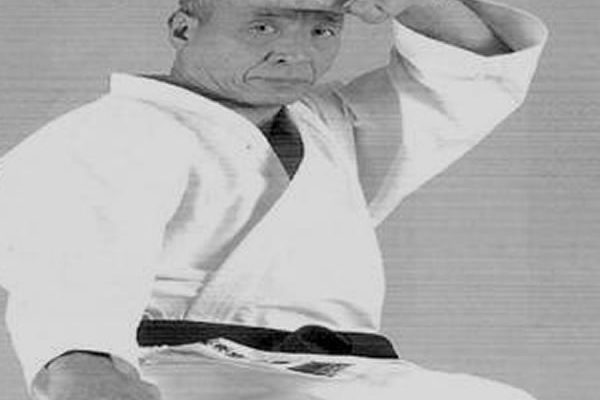 Stage karaté avec Maître Hidetoshi Nakahashi 9ème DAN expert federal