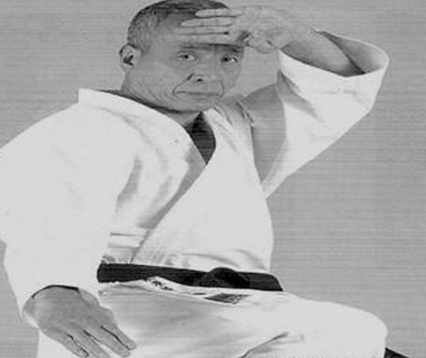 maître Idetoshi Nakahashi